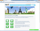 Web-site for VISA4U